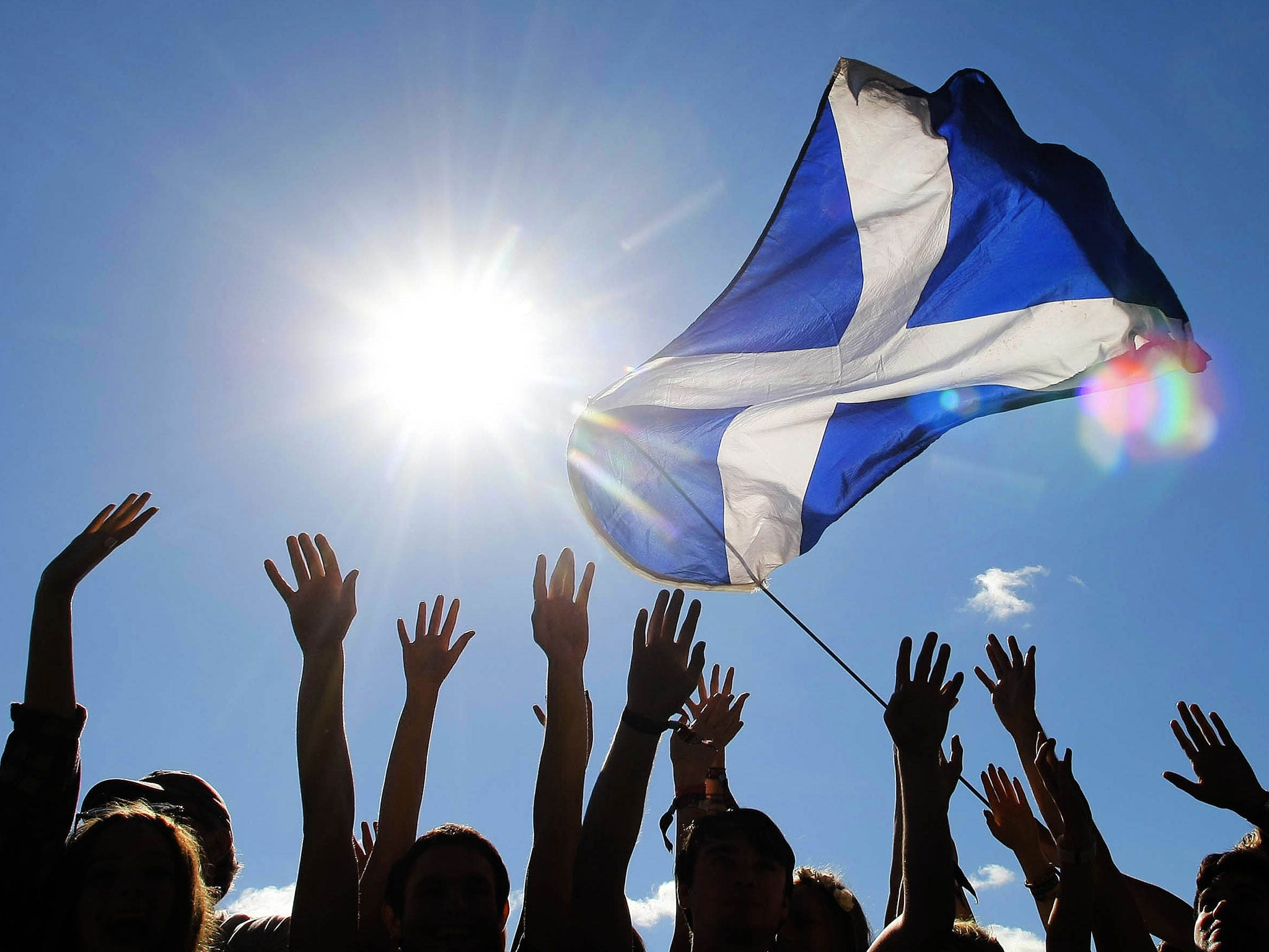 scottish independence yes