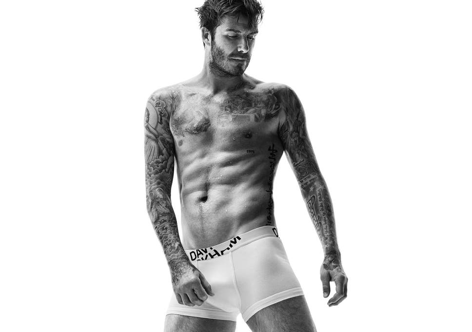 b23f687fe5 David Beckham fronts the campaign for his underwear autumn winter  collection