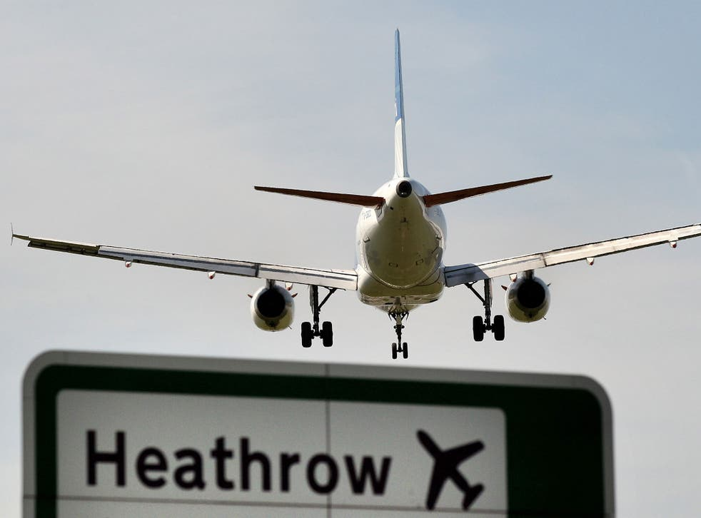 A survey by Which? found that some of the UK's biggest airports, including Heathrow, left travellers the most agitated
