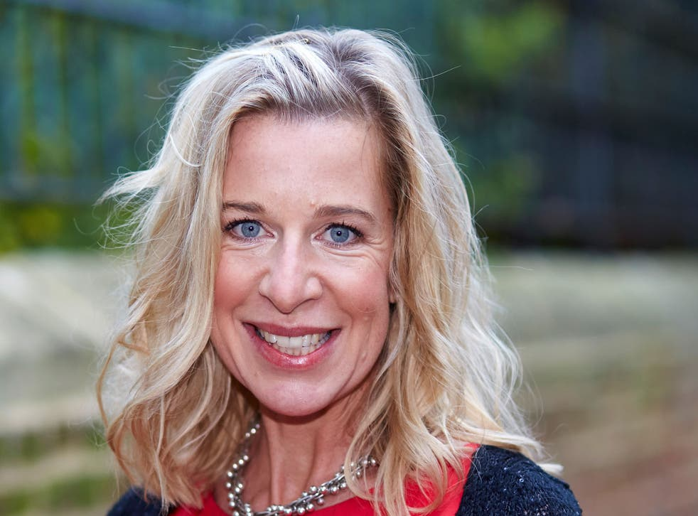 Katie Hopkins was recently praised by Donald Trump.
