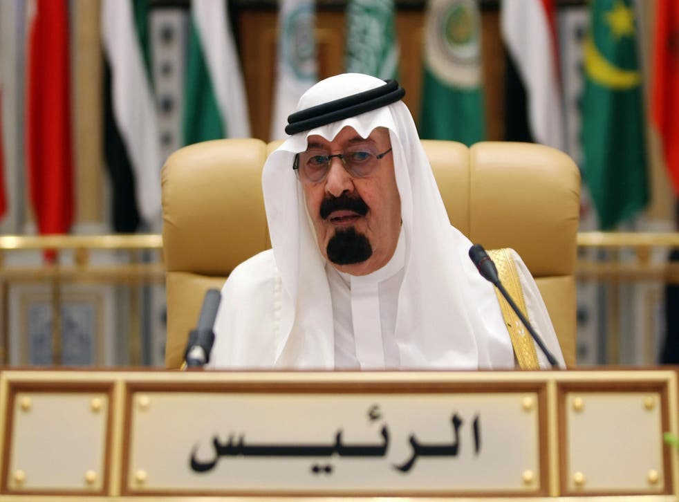 Saudi King Abdullah bin Abdul Aziz is keen on combating narcotics