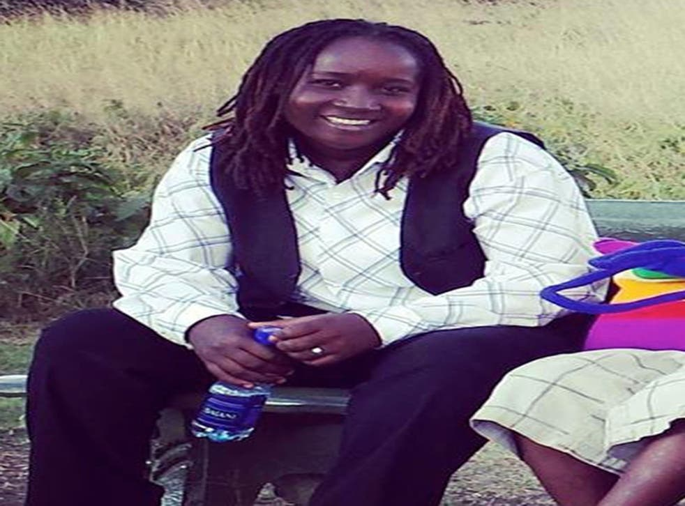 Mary Muthui dreams of being able to marry her girlfriend