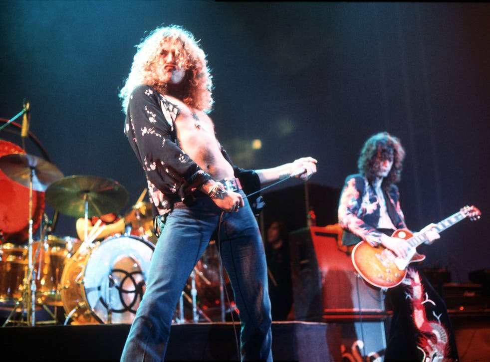 Led Zeppelin's 'Whole Lotta Love' has been voted the best guitar riff of all time