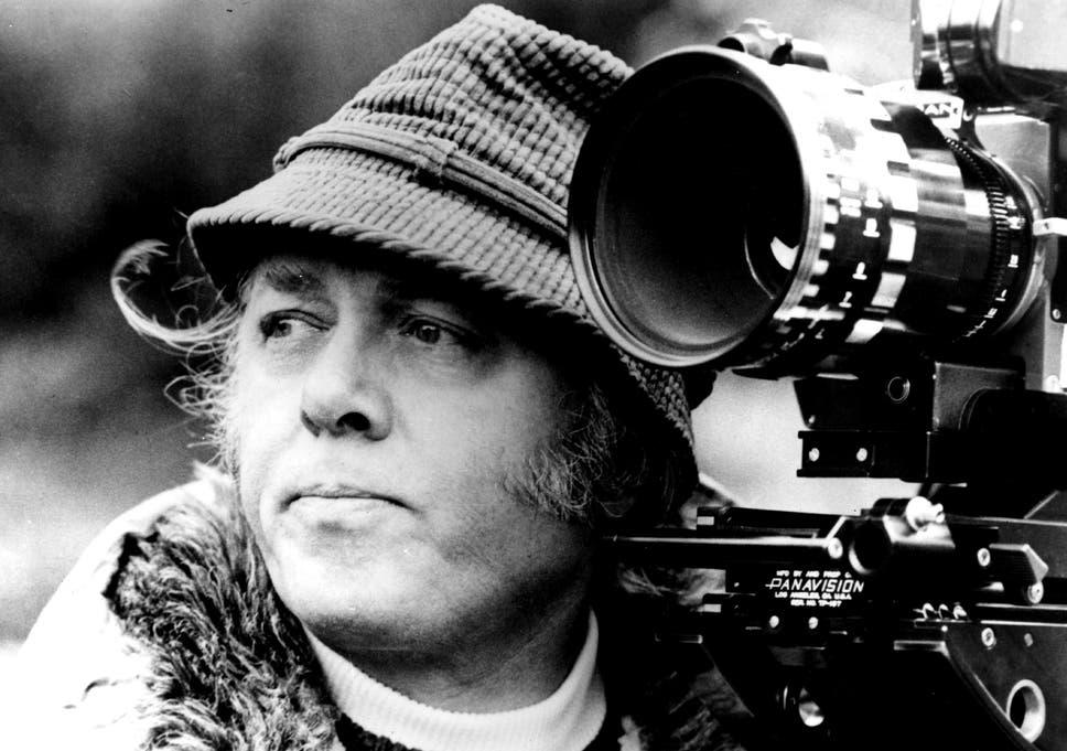 Richard Attenborough Shooting His Film Magic In 1979