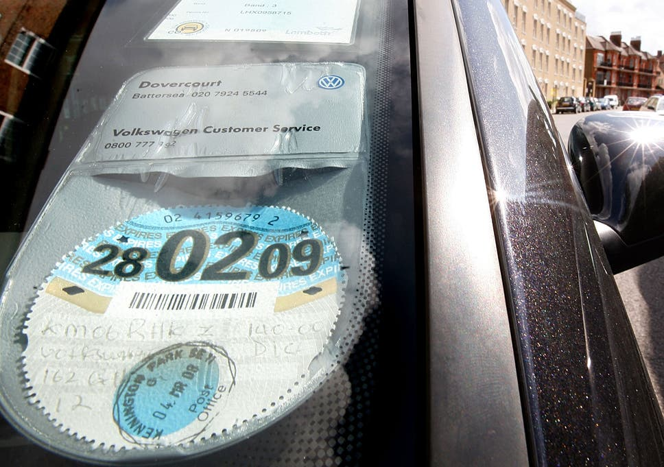 Car Tax Disc Changes Dvla Dismisses Concerns Over Incorrect Fines