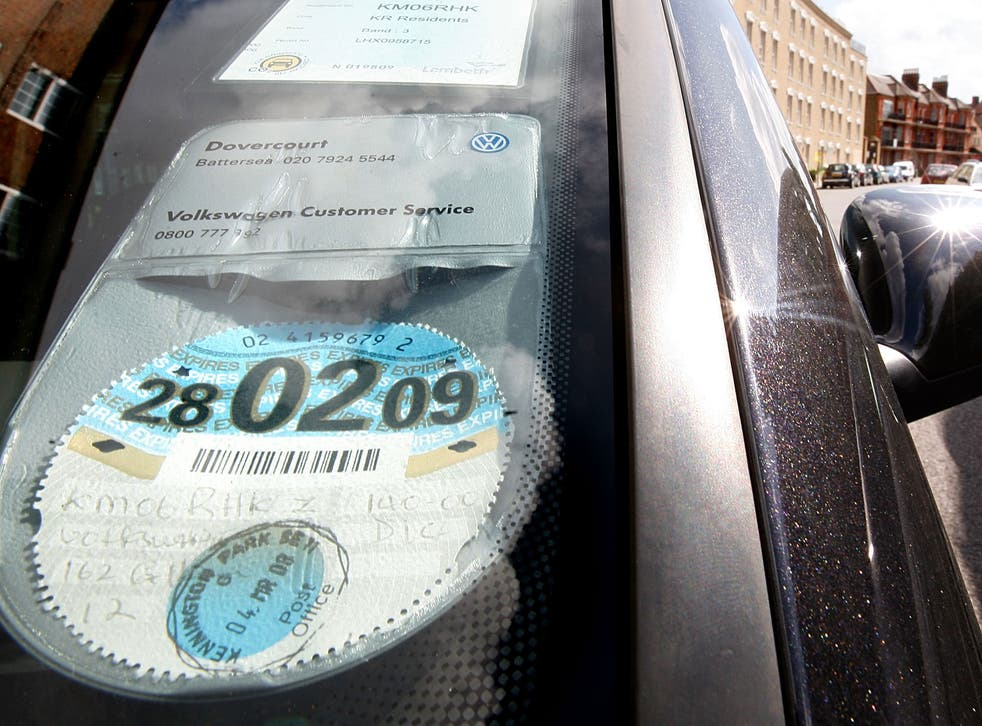 Tax discs: A thing of the past from next week