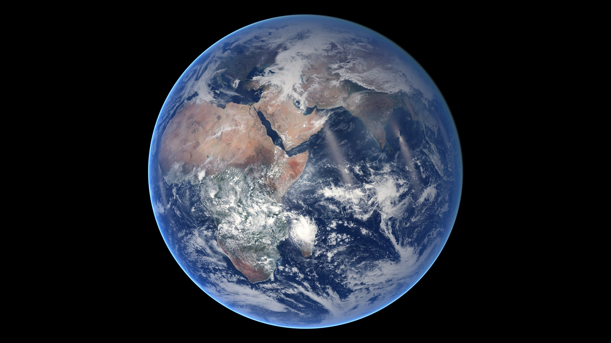 nasa blue marble - photo #16