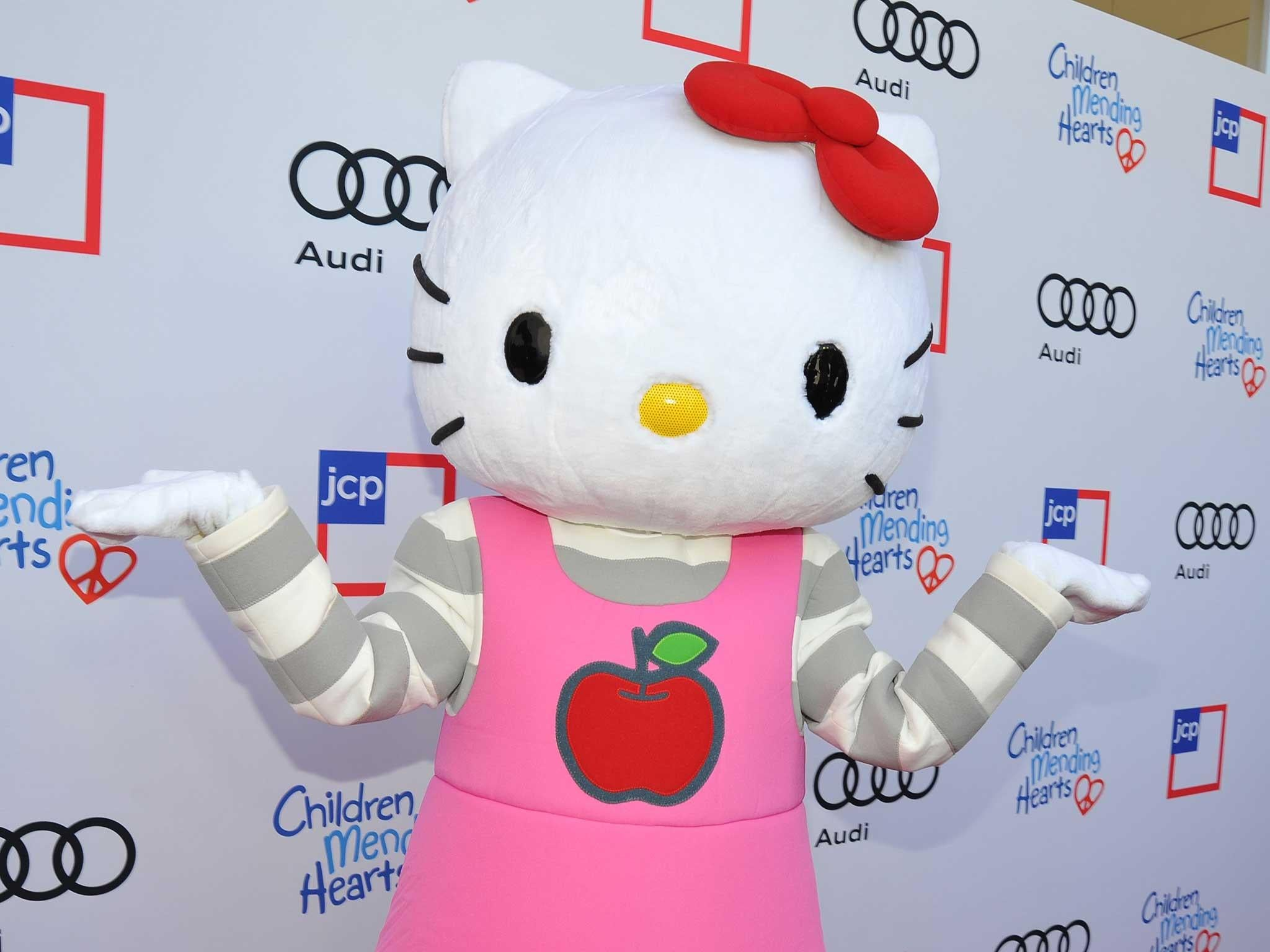 b5d67f863 Hello Kitty is not a cat - she's a British girl | The Independent