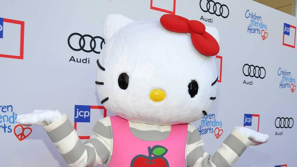 Hello Kitty is not a cat - she's a British girl | The