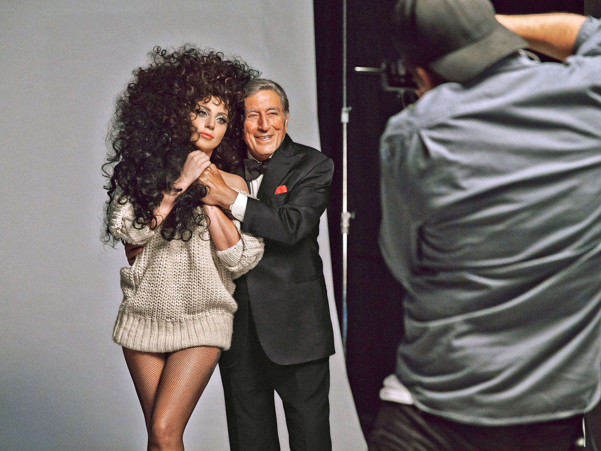 Lady Gaga and Tony Bennett to front H&M's jazzy Christmas TV ...