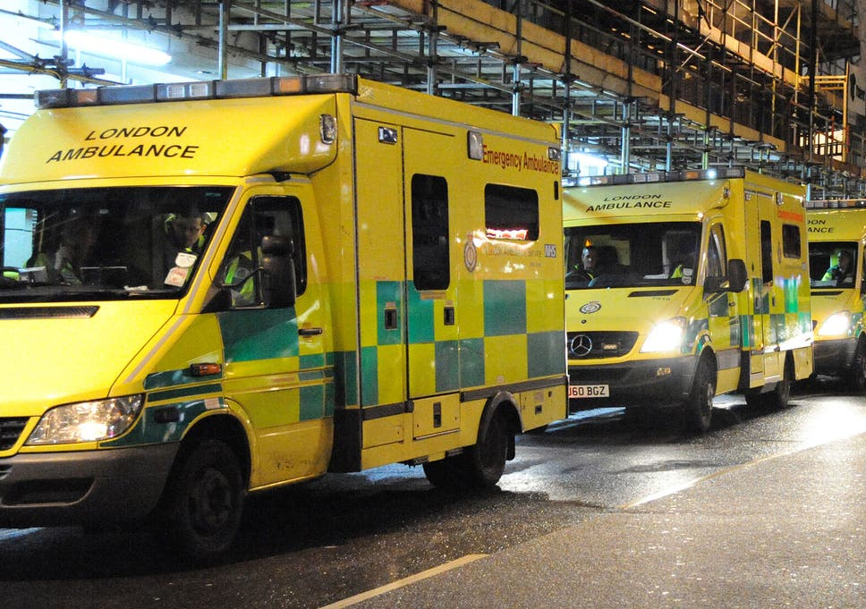 Government told to invest in ambulance services as