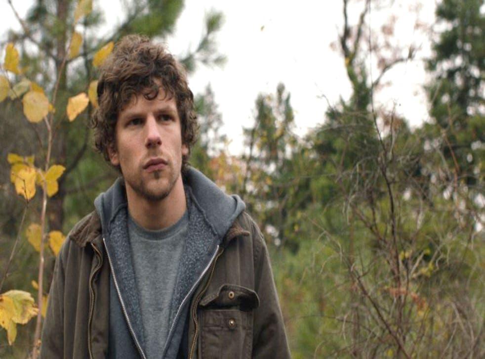 Dam-buster: Jesse Eisenberg stars in Night Moves