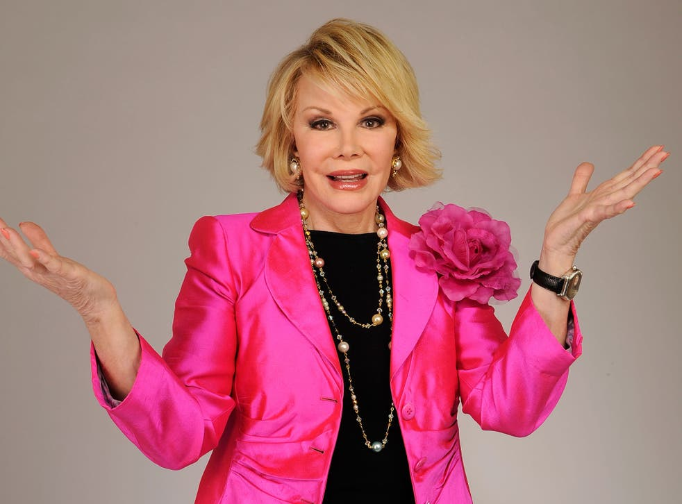 Joan Rivers has passed away aged 81
