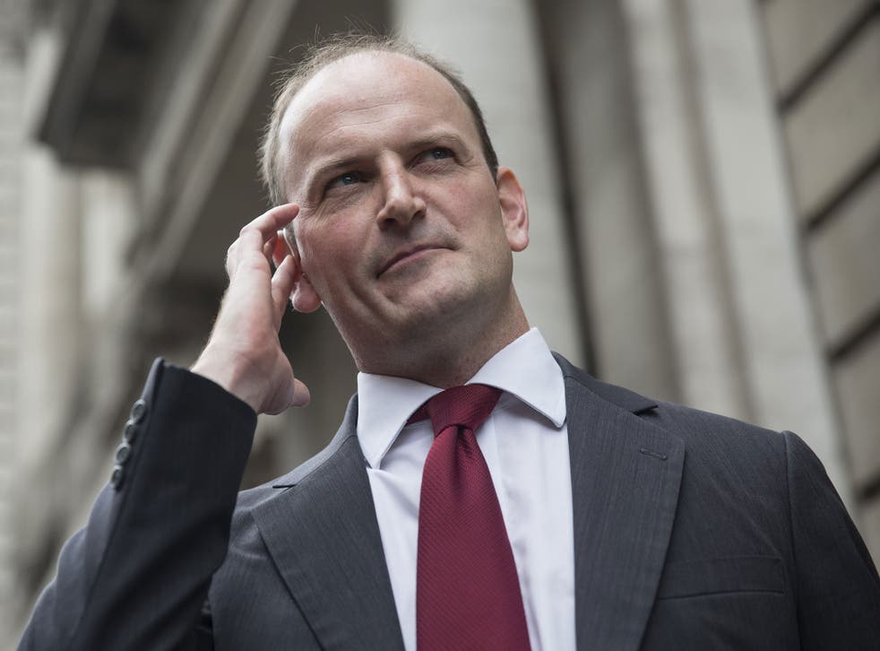 """Tory whips were anxiously ringing round the """"usual suspects"""" following Douglas Carswell's defection to Ukip"""