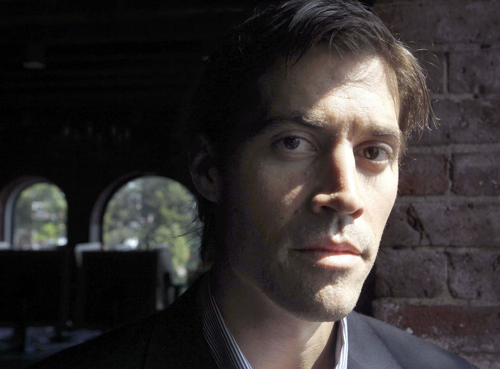 Journalist James Foley was among the four who were waterboarded several times by the Islamic State