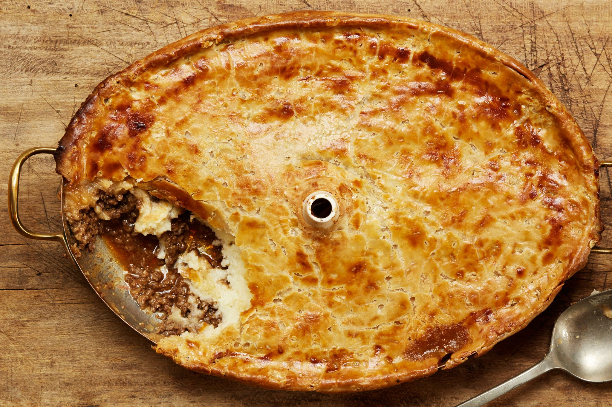 Mark Hix Recipe Meat And Potato Pie The Independent