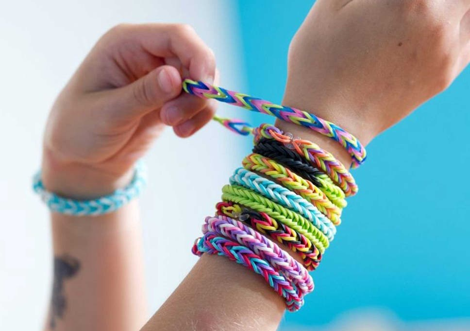 Loom bands: Doctors warn parents about the risks of popular toy at
