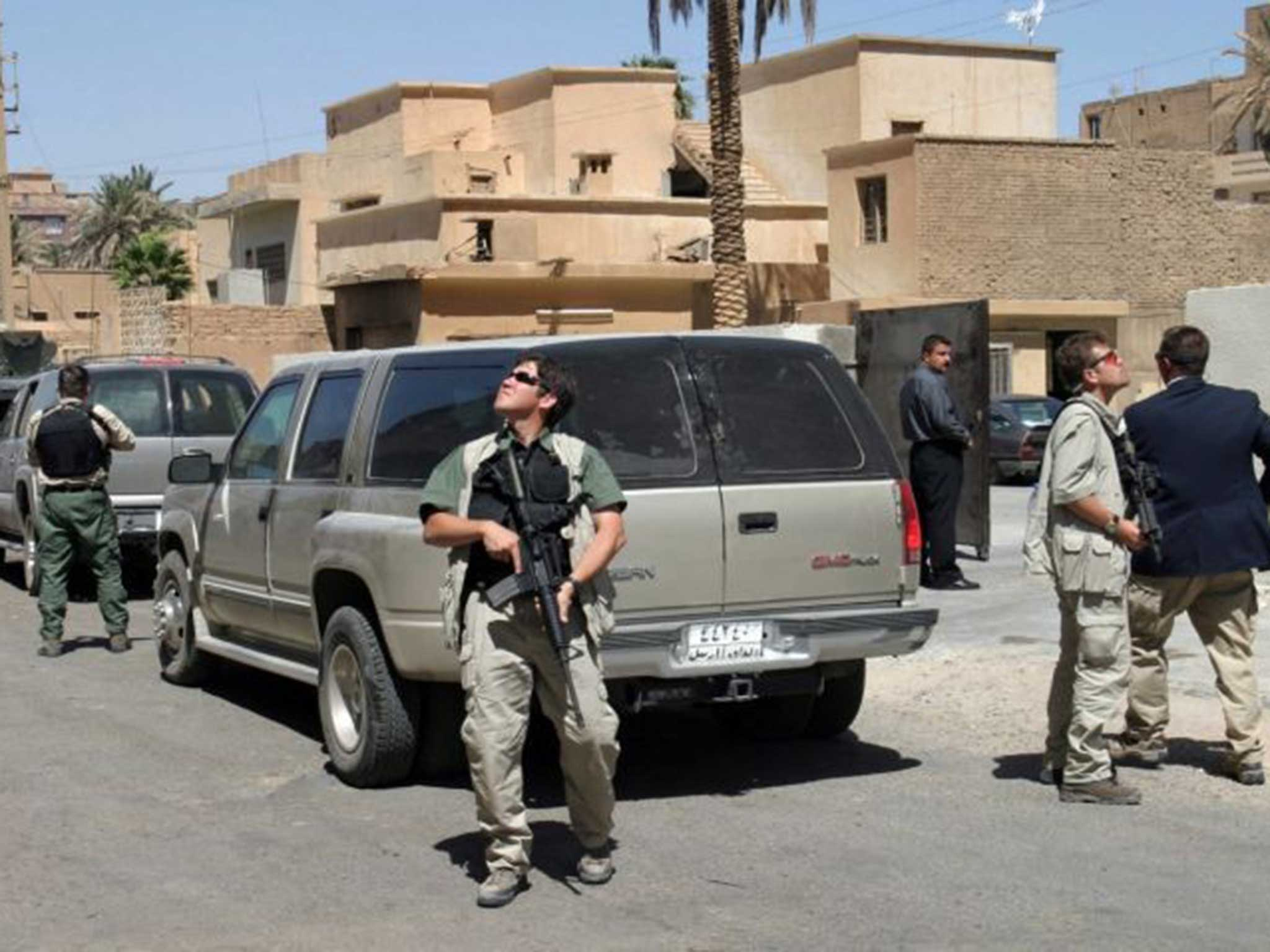 blackwater mercenaries face justice for bloodbath in baghdad that