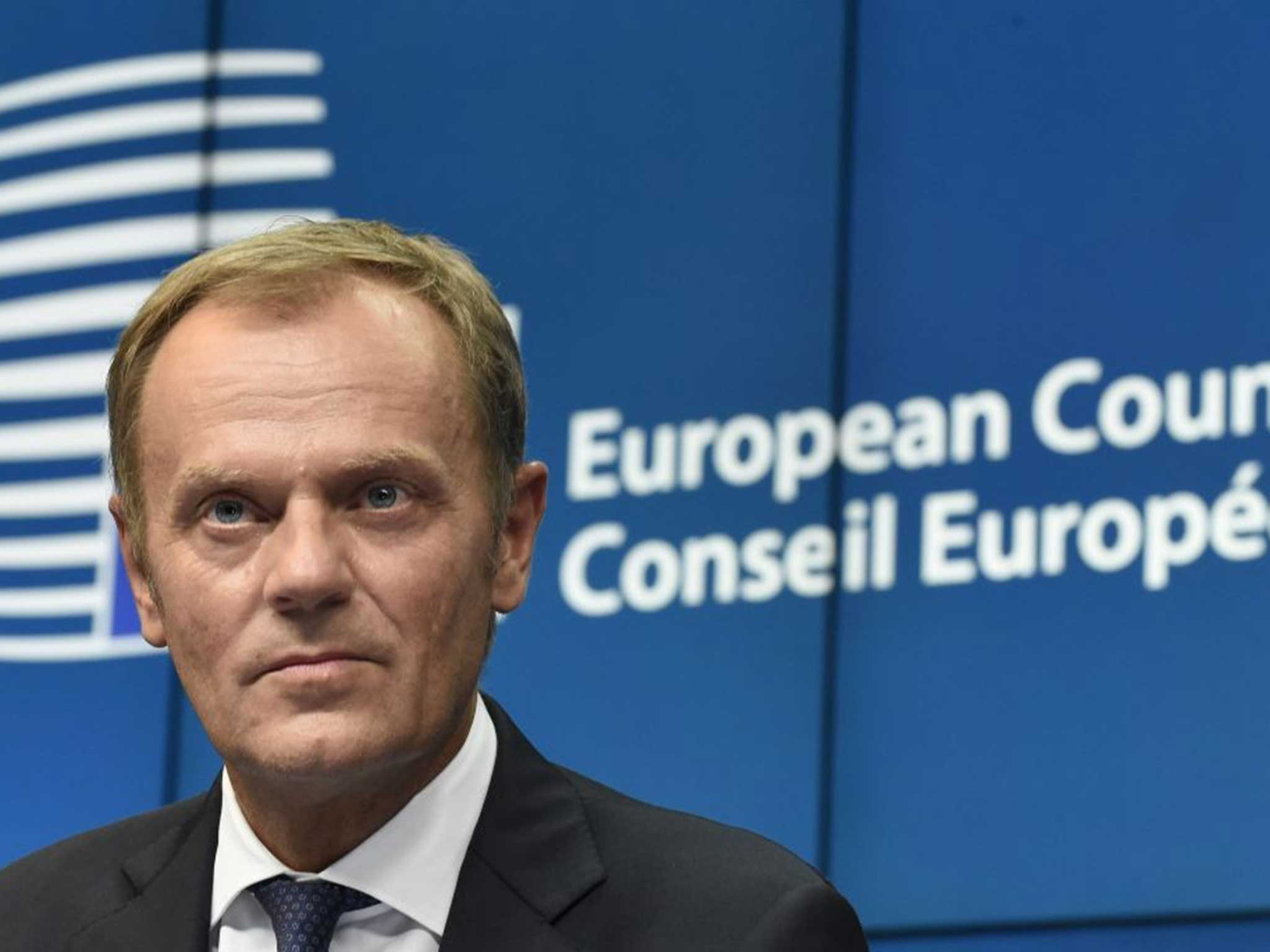 New European Council President 'determined' to keep Britain in the EU ...
