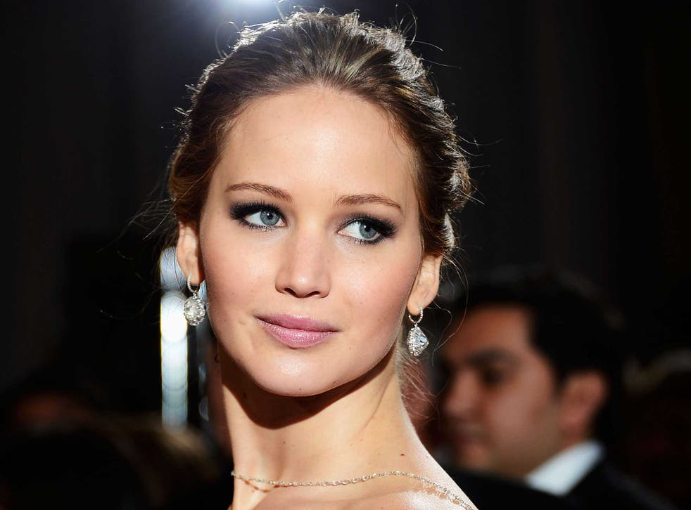 Jennifer Lawrence was among the stars allegedly hacked