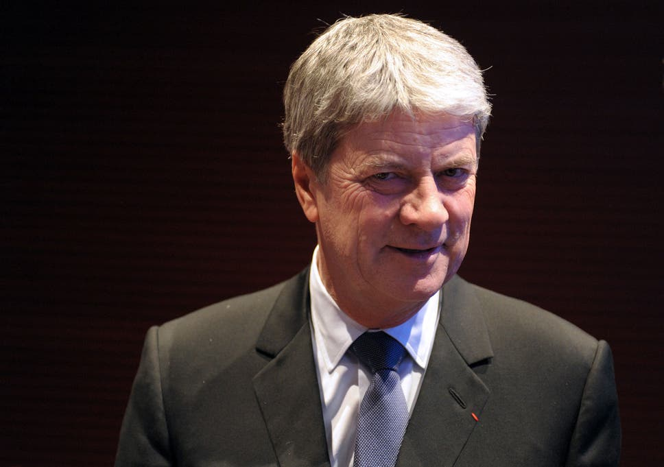 5d43c4e13b7 Yves Carcelle dead: Former Louis Vuitton CEO and chairman dies, aged ...