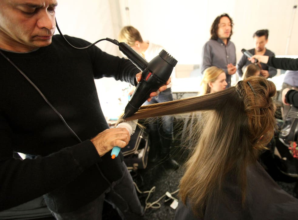 Powerful hairdryers may be banned by the EU