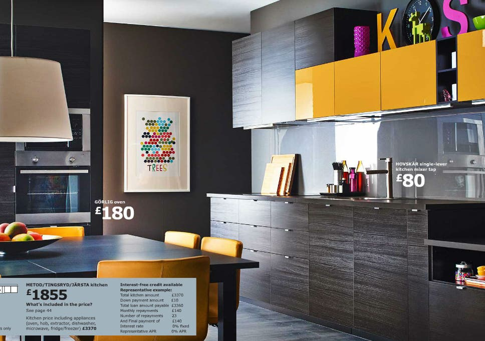Three quarters of the Ikea catalogue is CGI | The Independent