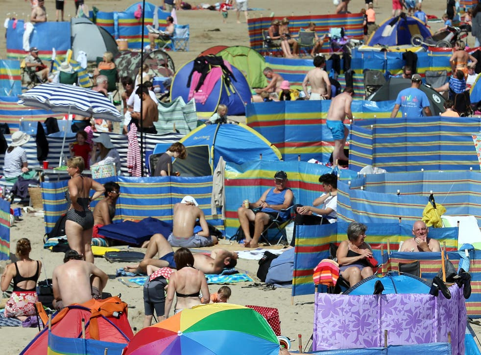 """According to the """"health atlas"""", the risk of skin cancer is highest in the south-west of England"""