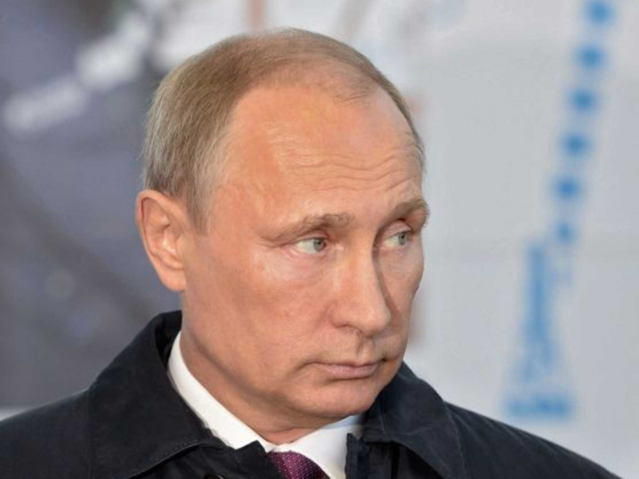 Ukraine crisis: Russian president Vladimir Putin claims he could 'take Kiev in two weeks'