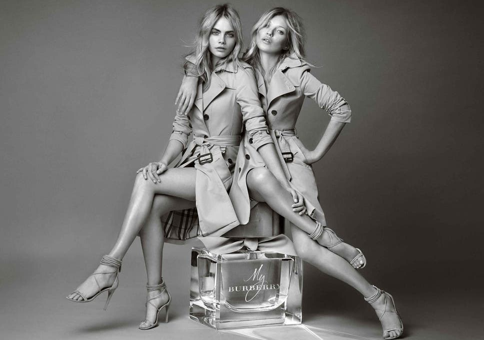 Kate Moss And Cara Delevingne Star In The My Burberry Campaign