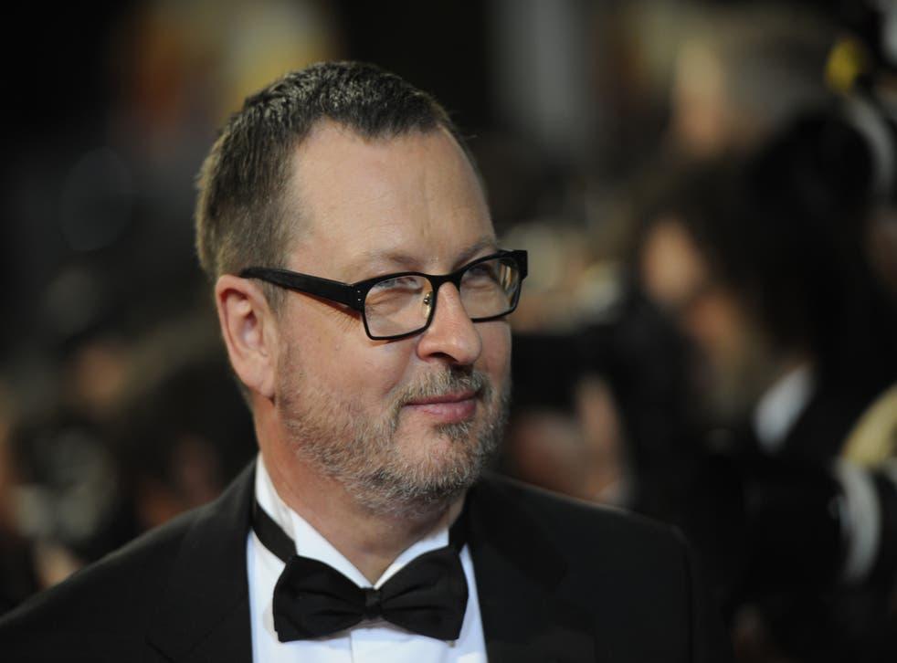 Danish director Lars von Trier