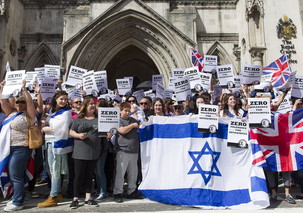 Pro-Israel groups and their Neo-Nazi allies in the UK