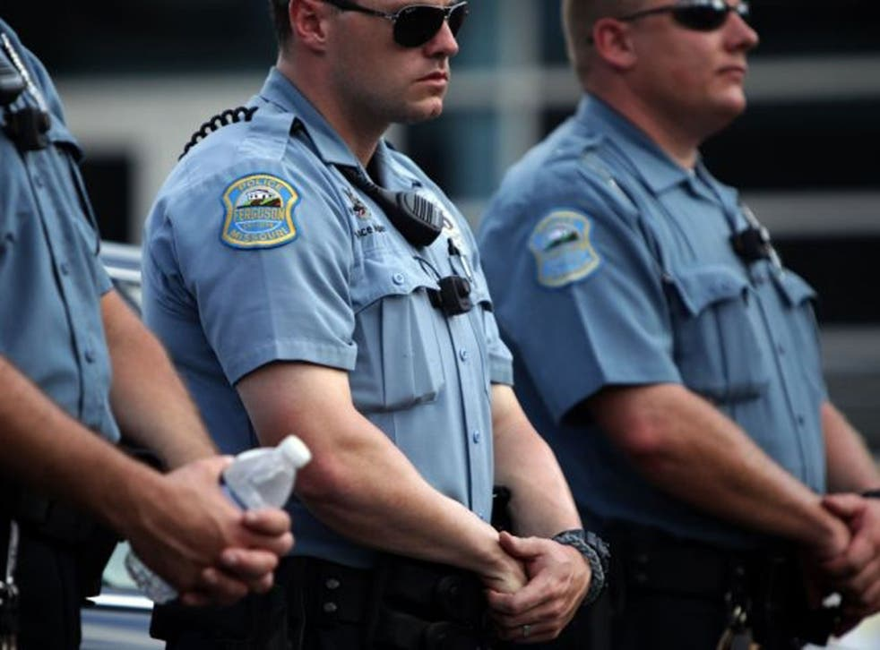 """Ferguson police force will be probed over claims of """"excessive force"""""""