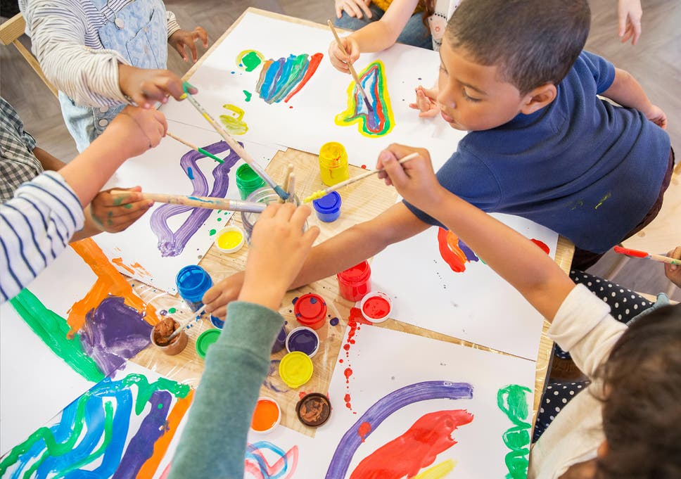 how to make your children s artwork last forever the independent