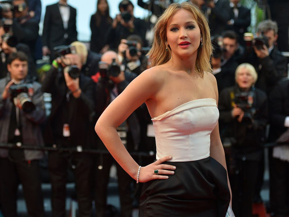 Jennifer Lawrence nude photos: Prostate Cancer Foundation