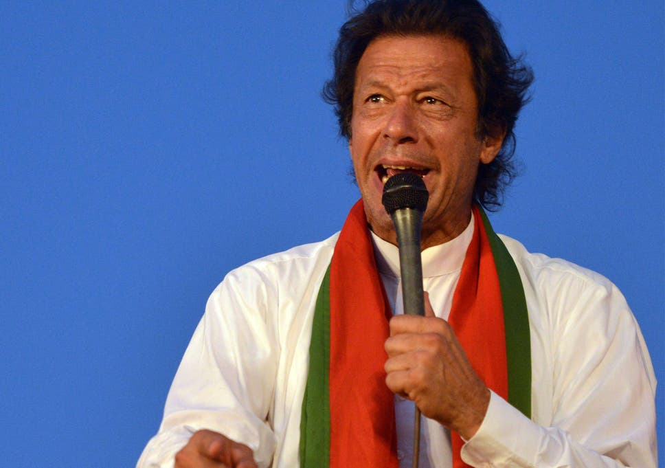 It looks like Imran Khan is about to become Pakistan's prime