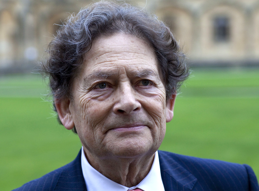 Lord Lawson, chairman of Global Warming Policy Foundation