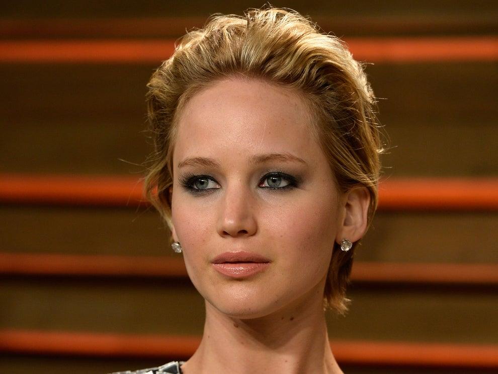 Jennifer Lawrence Denounces Nude Photo Leak as a Sex Crime