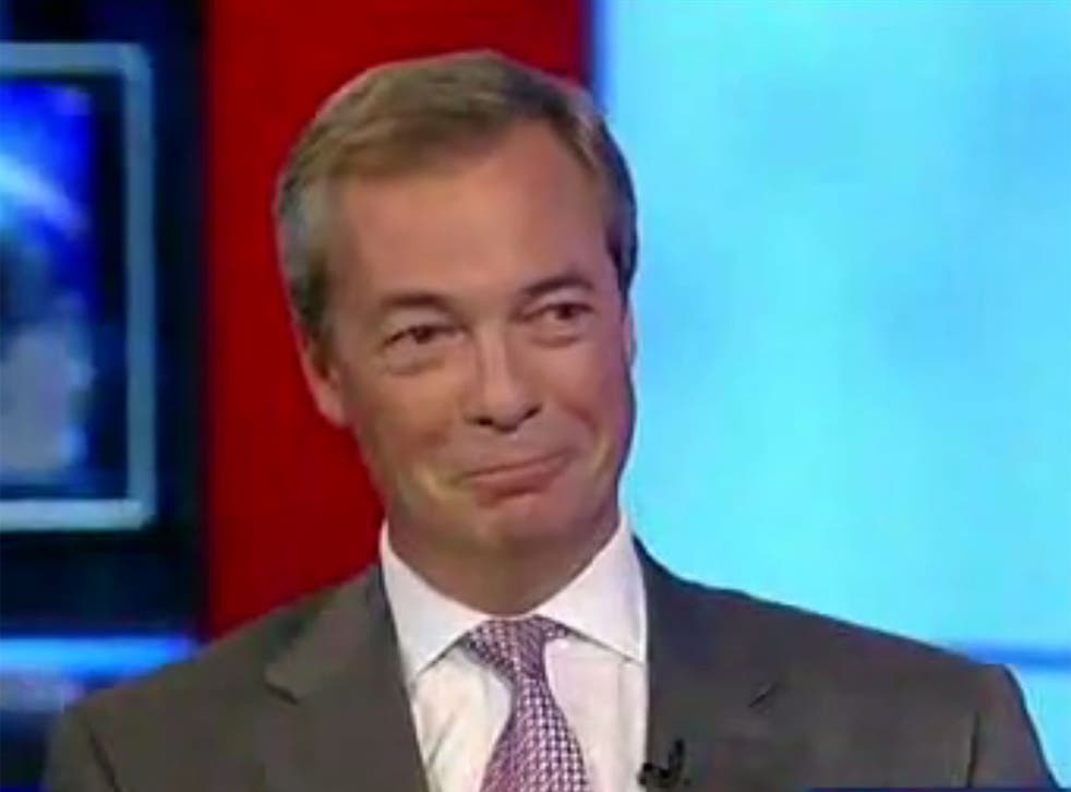 Nigel Farage tells Fox News Britain needs to stand up for its 'Judeo-Christian' values to combat homegrown militants