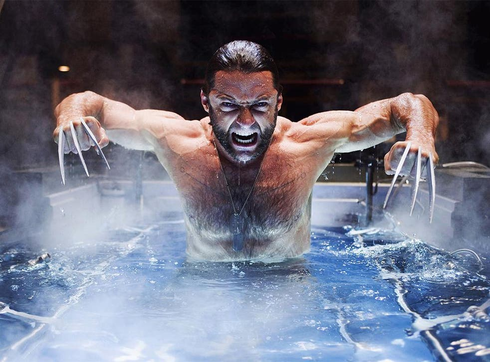 Hugh Jackman as Wolverine in X-Men Origins: Wolverine