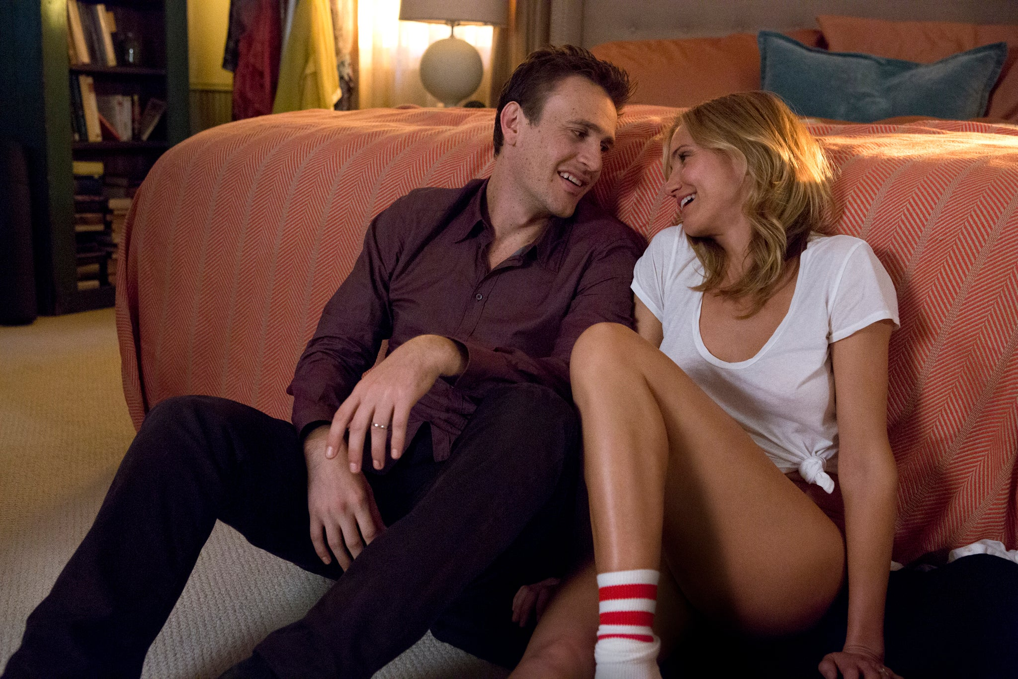 Cameron Diaz In Porn sex tape, film review: cameron diaz and jason segel star in