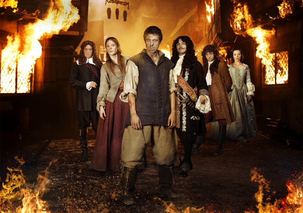 Baker Who Started Great Fire Of London Turns Hero In Itvs Epic New