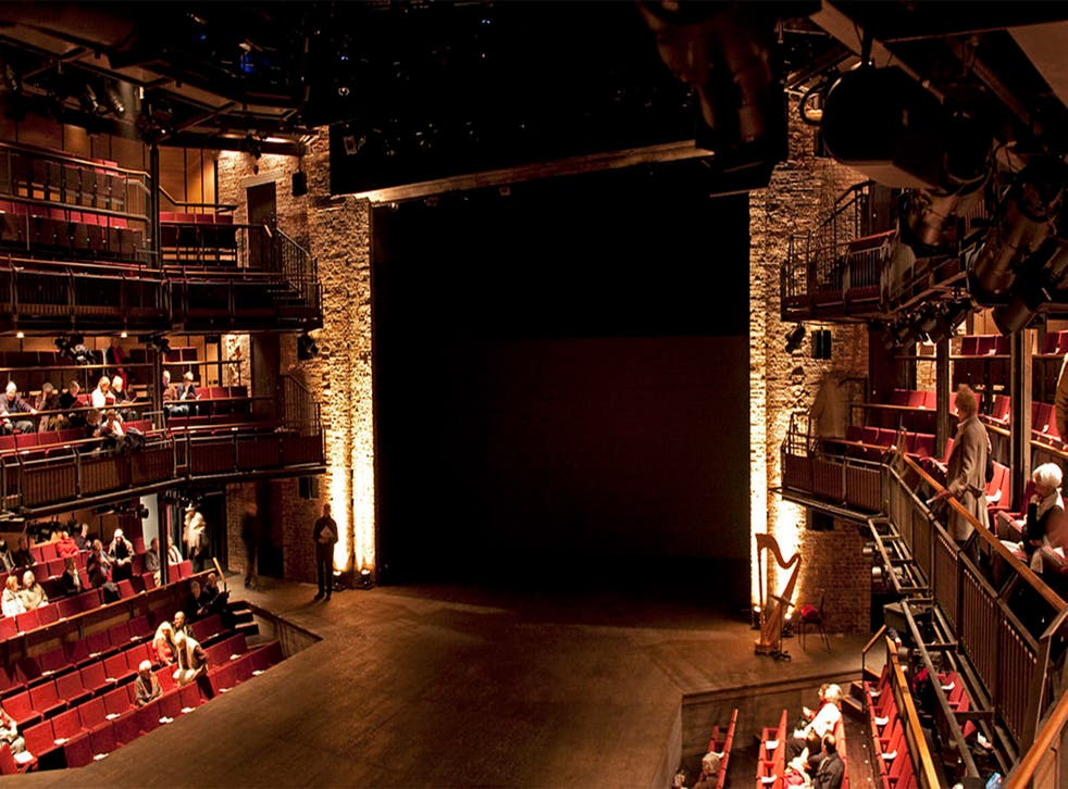 Royal Shakespeare Company's Swan Theatre in Stratford-upon-Avon