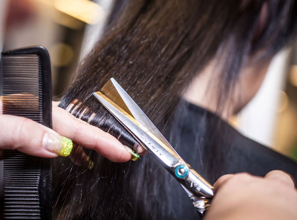 Hairdressing was found to be the most accident prone career