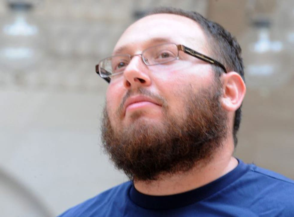 Sotloff: fluent in Arabic, he described himself as 'a stand-up philosopher'