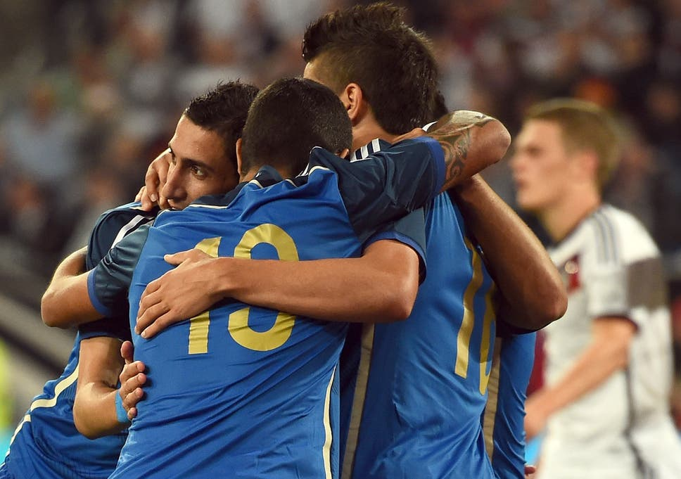 Germany vs Argentina match report: Angel Di Maria gains