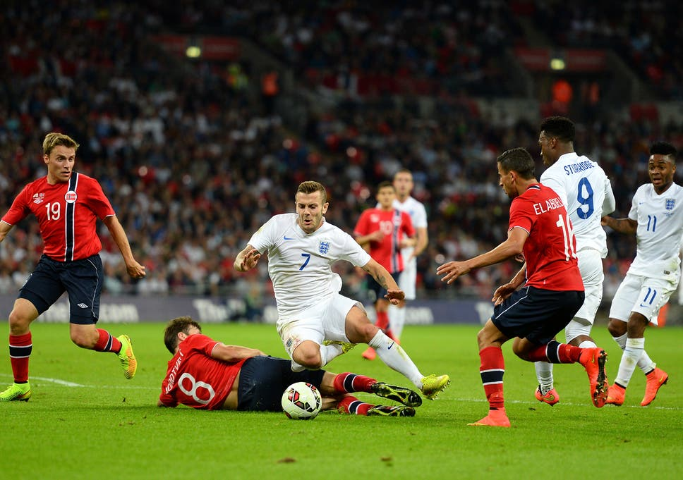 4e1297f531d England vs Norway comment: Another false dawn as young guns fail to ...