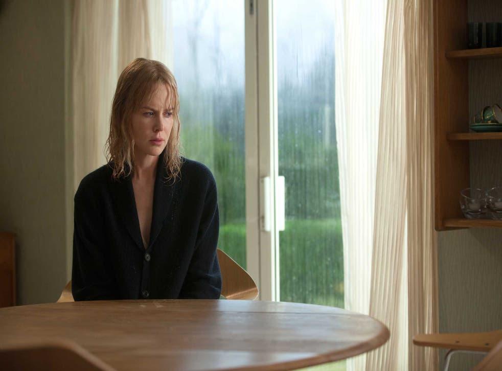 Far and away: Nicole Kidman adrift in Before I Go to Sleep