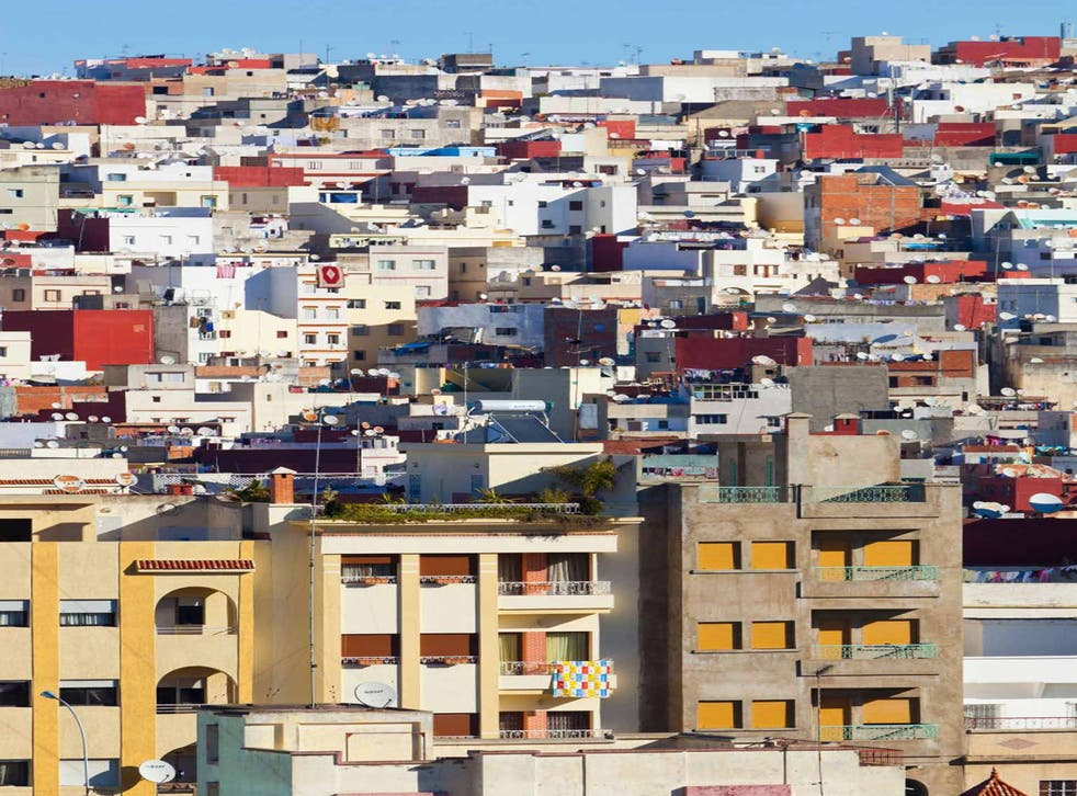 Tangier tangle: the colourful city is the start of Paul Trynka's Brian Jones pilgrimage