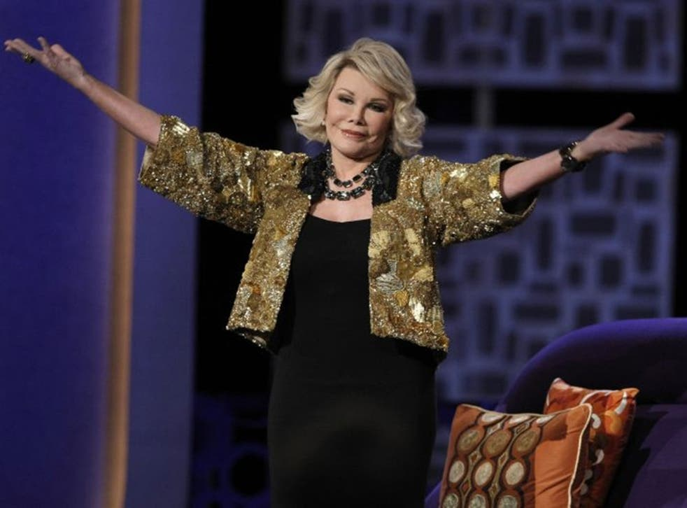 Joan Rivers' funeral is set to take place in New York on Sunday 7 September